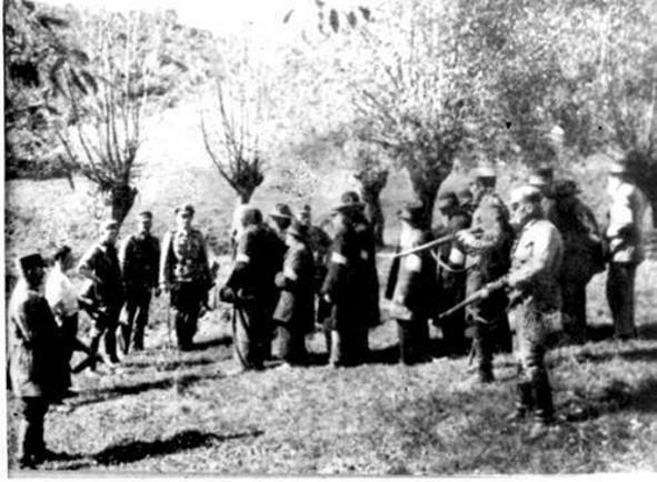 Фашисты захватили Симферополь