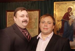 Игорь и Алексей Шереметьевы