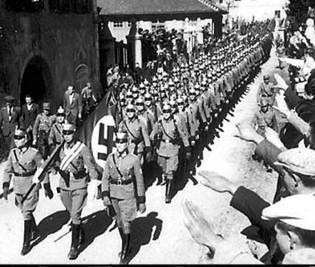Вторая мировая война – крупнейшее