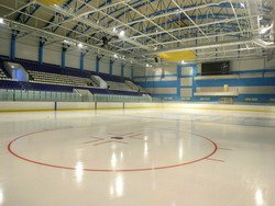 В столице празднования Дня шахтера-2013 - Ленинске-Кузнецком - появится ледовый дворец на одну тысячу мест.