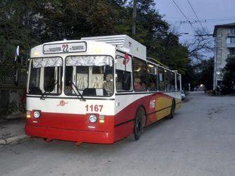 троллейбус 22 севастополь