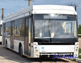 sevastopol trolleybusy