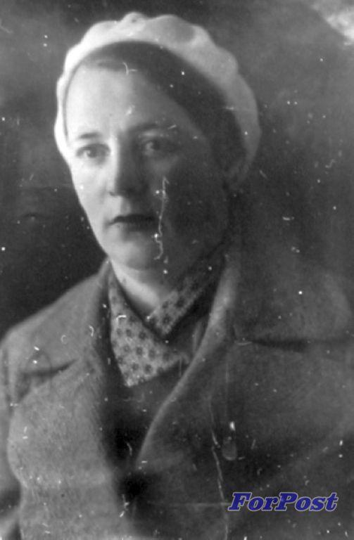 Варвара Григорьевна Соколова. Проживала по адресу Подгорная, 34. Погибла 22 июня 1941 г.