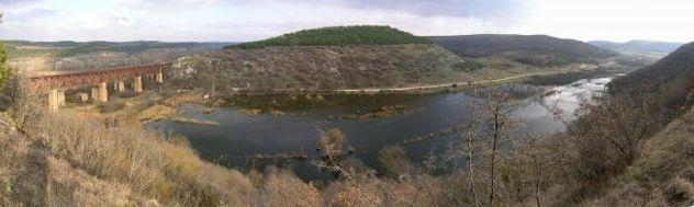 Вид Камышловского оврага