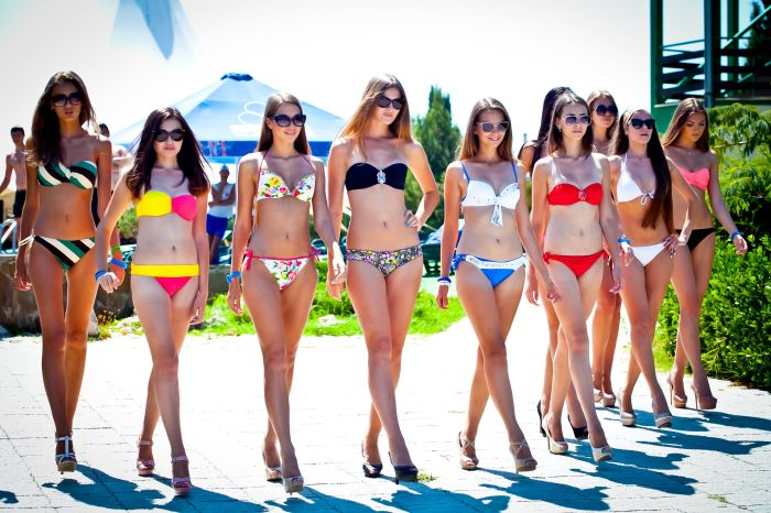 Нудисты конкурс красоты во франции фото