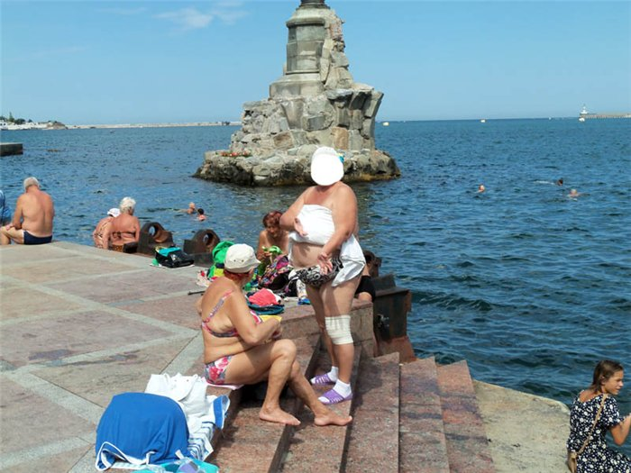 ВСевастополе практически половина берегов ксезону неготова