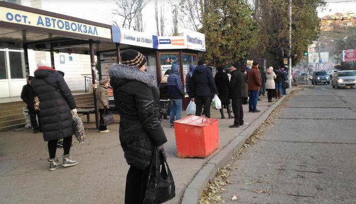 Транспортный коллапс вСевастополе: виновные найдены инаказаны