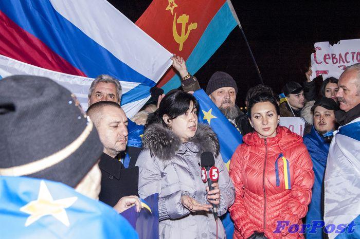 История флага, украинской, сСР