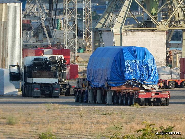 Газовые турбины Siemens привезены  вКрым вопреки санкциям