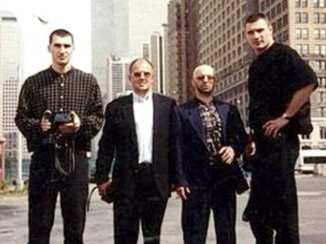 прошлое и нынешнее братьев Кличко.