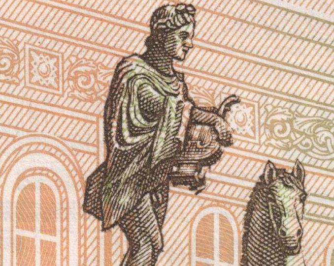 Кто изображен на 100 рублевой купюре монета пермский край