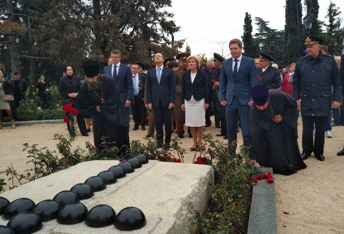 «Играйте ещё!»: в Севастополе после реконструкции открыли Малахов курган
