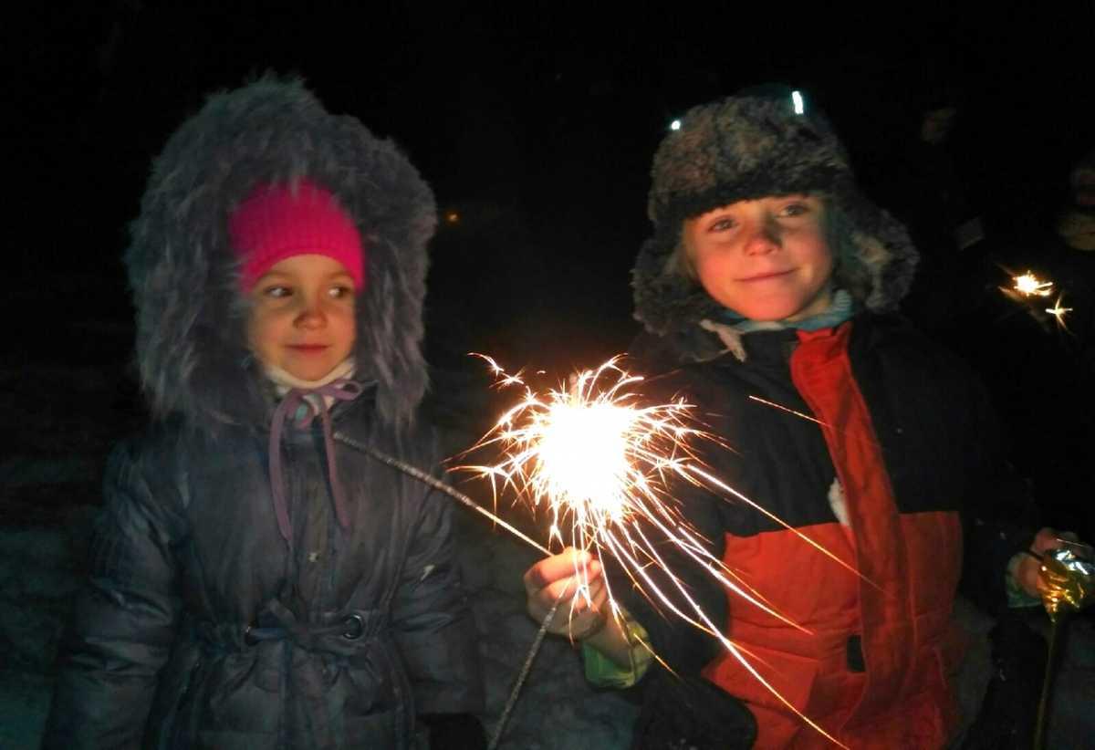 Старый Новый год по-севастопольски: торжество оливье над снегом