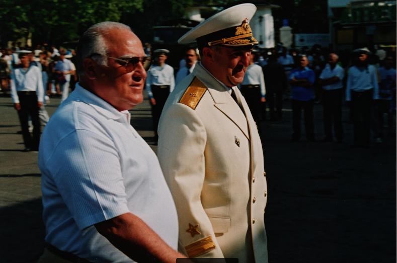 Настоящий Севастополь. Александр Ковшарь: две любви длиною в жизнь