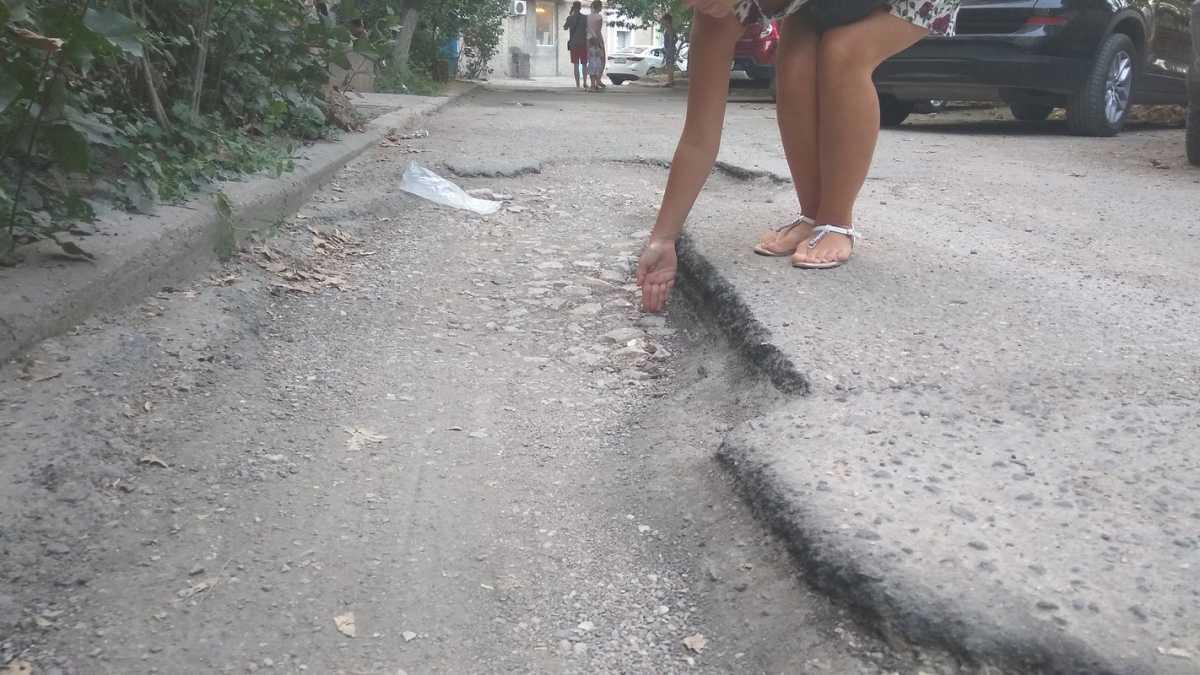 Севастополь останется без ремонта дорог в 2019 году