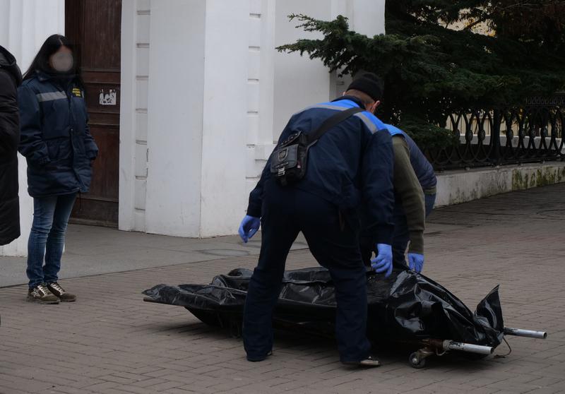 Смерть мужчины на Графской пристани в Севастополе не была насильственной, – правоохранители
