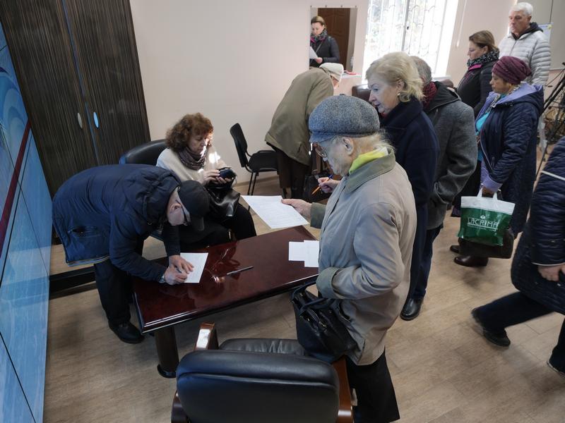 За спасение Матросского бульвара отдано больше 3600 подписей жителей Севастополя