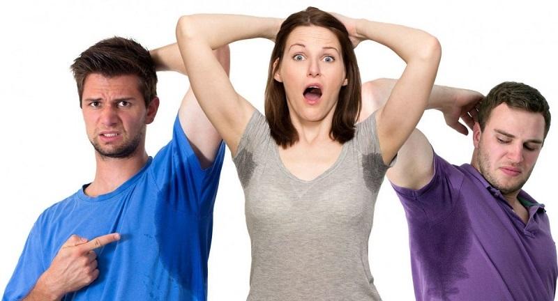 Лето-жара: о каких болезнях говорит излишняя потливость