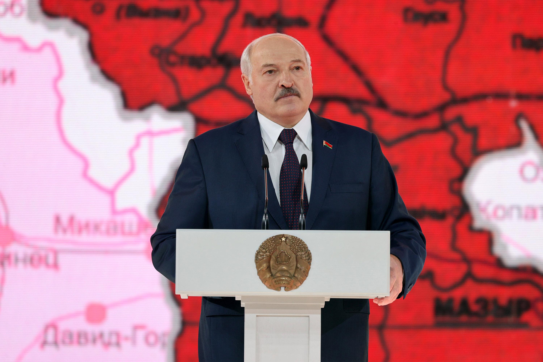 Союз продавит Лукашенко