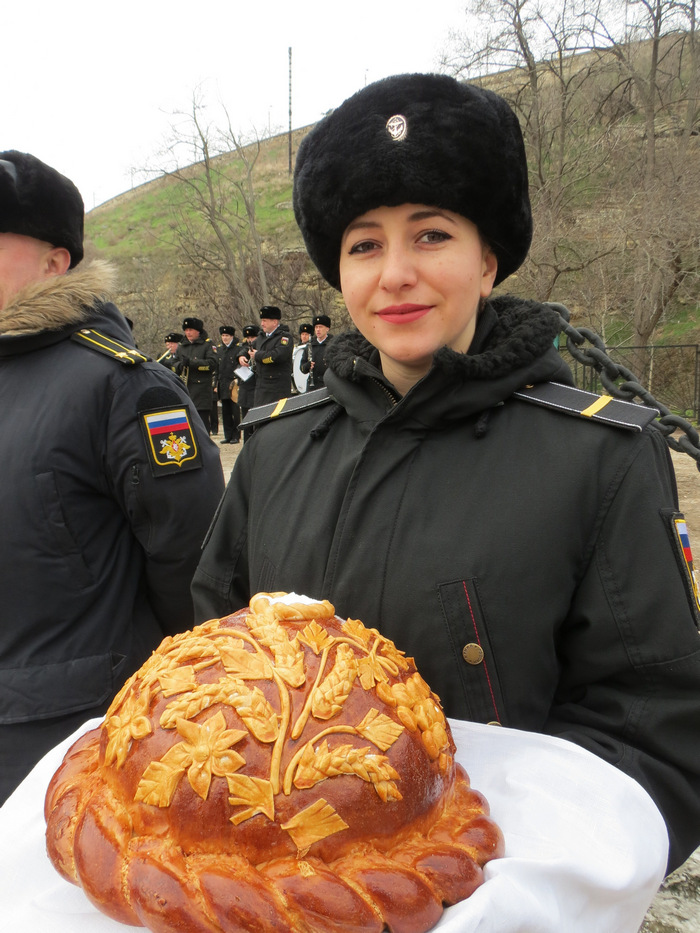 В Севастополе вручили медали участникам военной операции в Сирии