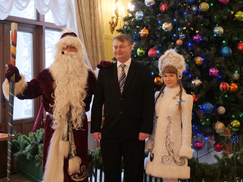 Главные севастопольские Деды Морозы дали интервью ForPost