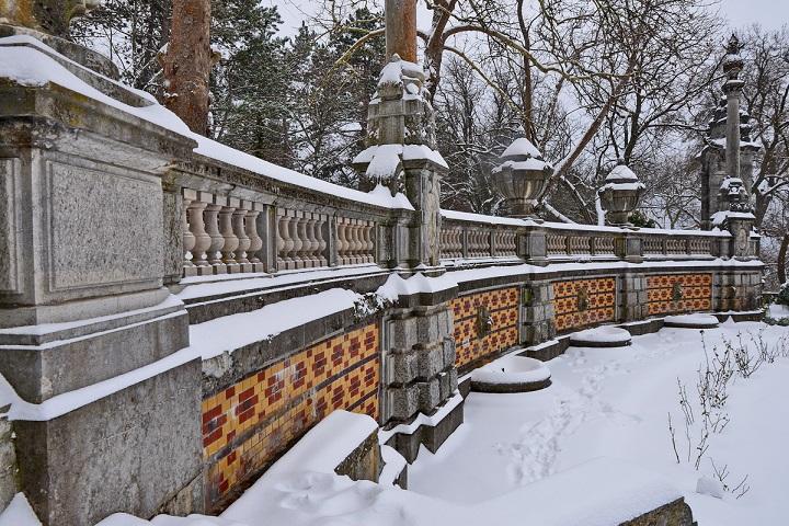 Крым необычный: императорская резиденция в Массандре