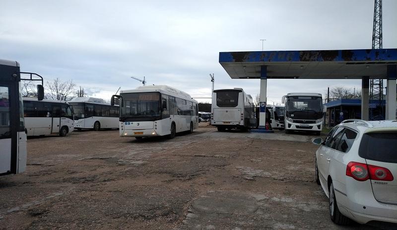 Как общественный транспорт Севастополя зависит от одного компрессора