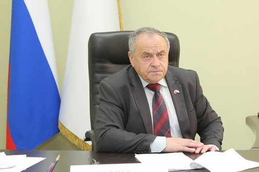 Спикер парламента Крыма подобрал себе новых заместителей