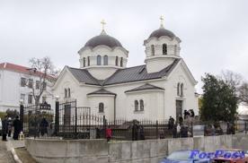Храм вознесения господня севастополь сайт строительство домов хостинг ucoz