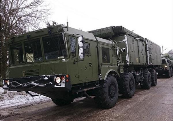 Крым закрыли комплексами «Триумф» с четырёх сторон