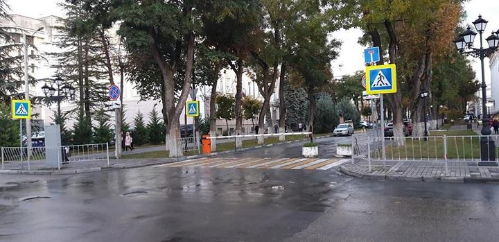 Для элиты: у жителей Симферополя украли улицу