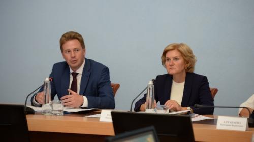 ForPost- Вице–премьеру Голодец в Севастополе рассказали о студентах будущего