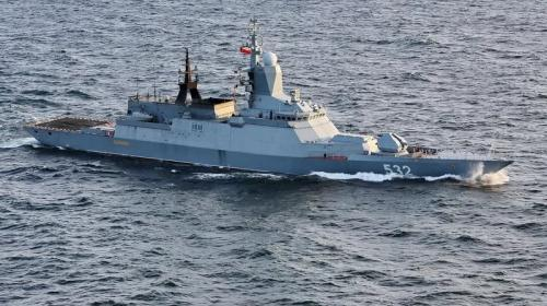 ForPost - Россия усилила военное присутствие в Средиземном море