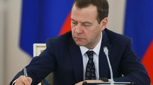 ForPost - Медведев подписал постановления о внесении изменений в ПДД