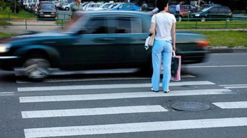 ForPost - Путин подписал закон об увеличении штрафа за отказ пропустить пешехода