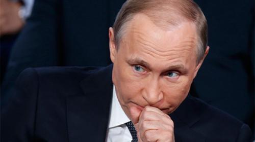 ForPost - Путин пожаловался на загадочный сбор биоматериала всех россиян