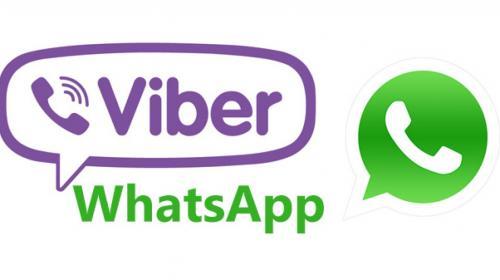 ForPost - В Роскомнадзоре рассказали о ситуации с Viber и WhatsApp
