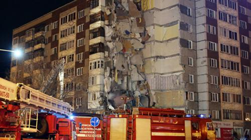 ForPost - При обрушении дома в Ижевске погибли двое детей, сообщил источник