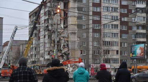 ForPost - Подозреваемый рассказал об умышленном подрыве дома в Ижевске