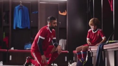 ForPost - Футболисты сборной РФ снялись в ролике, посвященном борьбе с диабетом