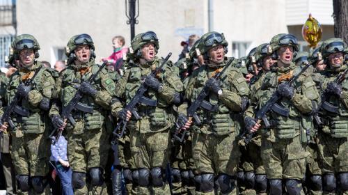 ForPost - Путин сократил штат Вооруженных Сил