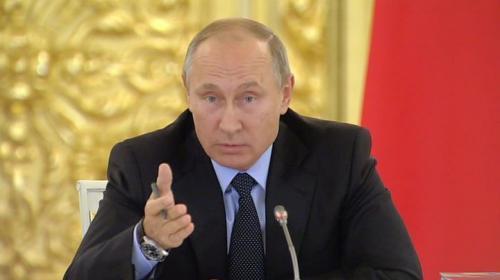 ForPost - Путин призвал бороться с фальсификацией истории