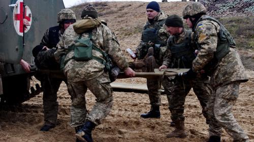 ForPost - Три бойца ВСУ подорвались на своих минах в районе Крымского – Народная милиция ЛНР