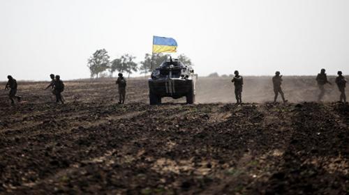 ForPost - Силовики стягивают вооружение в Донбасс, заявили в ДНР