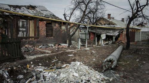ForPost - Ночными обстрелами со стороны ВСУ повреждены семь домов на окраинах Донецка и Горловки