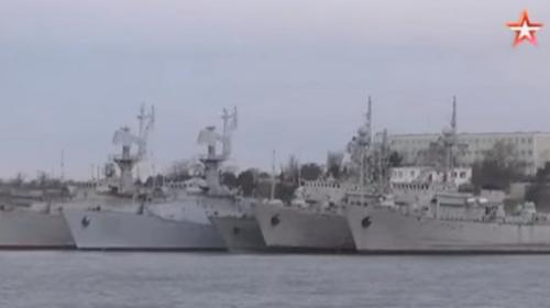 ForPost- Какой флот Украина оставила в Крыму