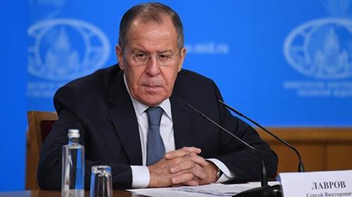 ForPost - Лавров: закон о реинтеграции Донбасса оправдывает силовое решение кризиса