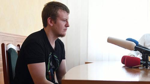 ForPost - Задержанного под Луганском россиянина Агеева приговорили к 10 годам тюрьмы