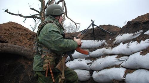 ForPost - Силовики шесть раз за сутки нарушили перемирие в Донбассе, заявили в ДНР