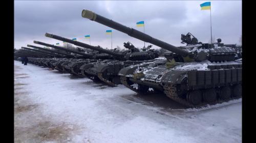 ForPost - ВСУ стягивают технику к линии соприкосновения в Донбассе, заявили в ЛНР